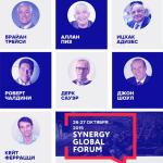 Бизнес-событие этого года: SYNERGY GLOBAL FORUM в Москве